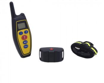 Электронный ошейник для дрессировки собак + антилай Pet collar P-800